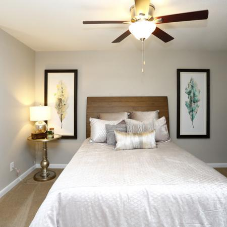 Spacious Bedroom | Raleigh NC Apartment Homes | Autumn Ridge