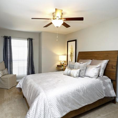 Elegant Bedroom | Raleigh NC Apartment For Rent | Autumn Ridge