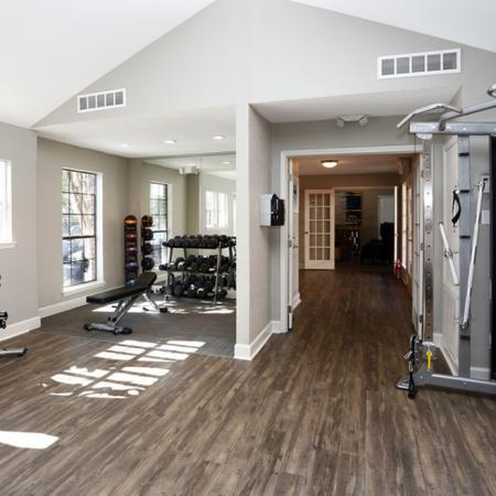Cutting Edge Fitness Center | Apartments Homes for rent in Raleigh, NC | Autumn Ridge