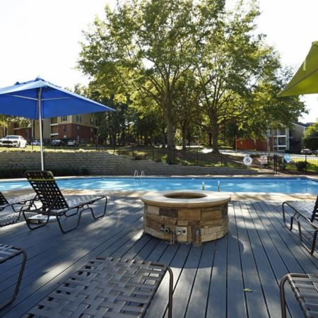 Resident Fire Pit | Apartments Homes for rent in Raleigh, NC | Autumn Ridge