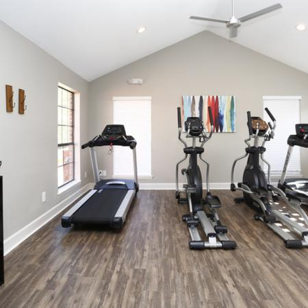 Resident Fitness Center | Apartments Raleigh, NC | Autumn Ridge