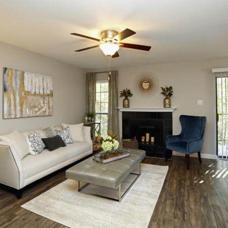 Elegant Living Area | Apartments Raleigh, NC | Autumn Ridge