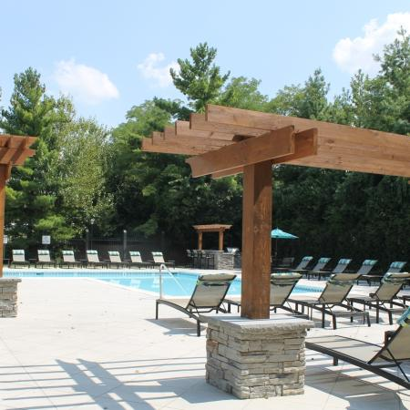 Sparkling Pool   Apartments for rent in Fairfield, OH   Timber Hollow