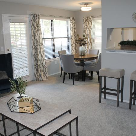 Spacious Living Room   Apartments in Fairfield, OH   Timber Hollow