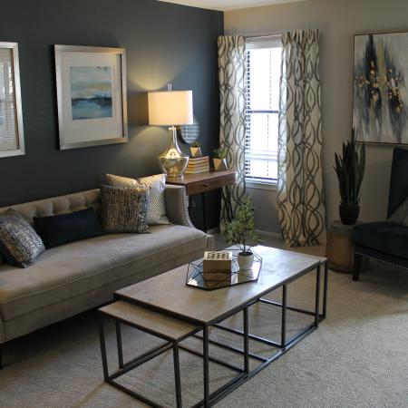 Elegant Living Room   Apartments for rent in Fairfield, OH   Timber Hollow