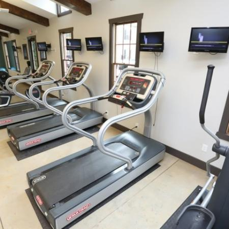 Cutting Edge Fitness Center | Apartments Homes for rent in Georgetown, KY | The Mill at Georgetown