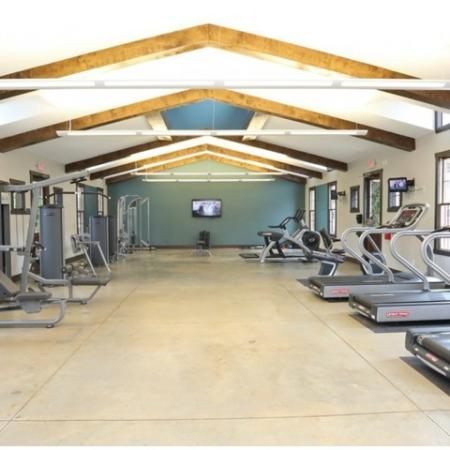 State-of-the-Art Fitness Center | Apartment Homes in Georgetown, KY | The Mill at Georgetown