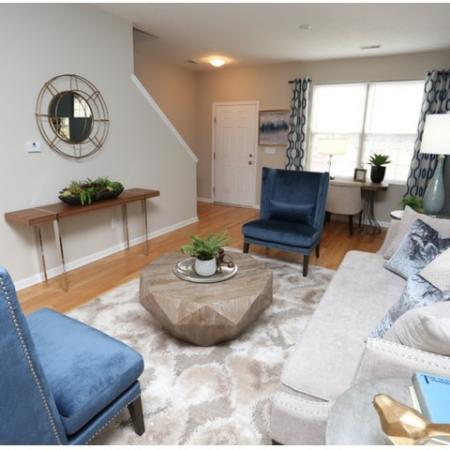 Spacious Living Room | Apartments in Georgetown, KY | The Mill at Georgetown
