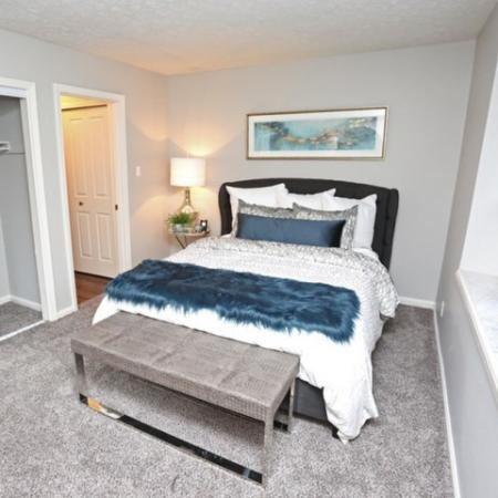 Spacious Bedroom | Louisville KY Apartment Homes | Breckinridge