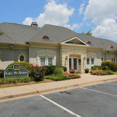 Community Fitness Center | Apartments Near Conyers Ga | Lake St. James