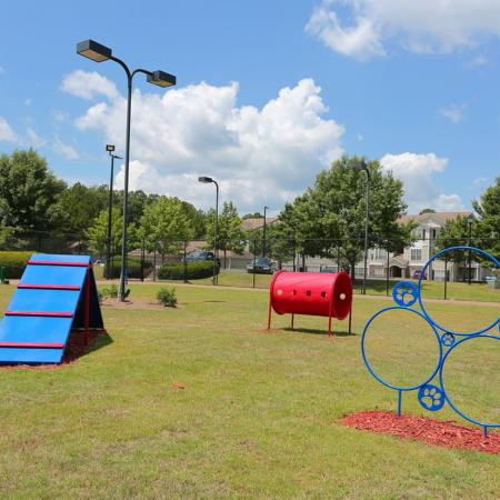 Community Bark Park | Apartments Near Conyers Ga | Lake St. James