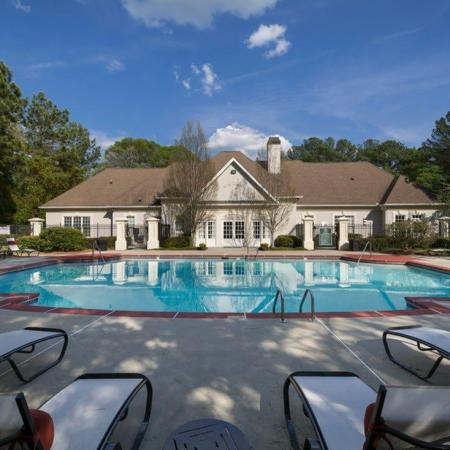 Swimming Pool | Apartments For Rent In Conyers Ga | Lake St. James