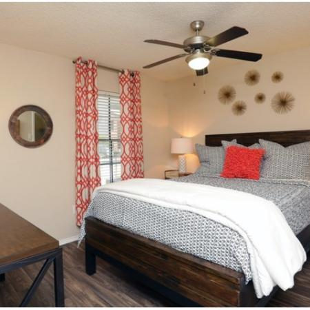 Luxurious Bedroom | Apartments in Garland, TX | Creekside on the Green