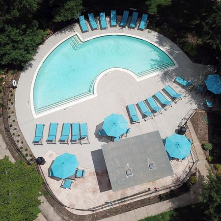 Year Round Swimming Pool | Apartment in Garland, TX | Creekside on the Green
