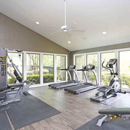 State-of-the-Art Fitness Center | Apartment Homes in Dallas, TX | Summerwood Cove