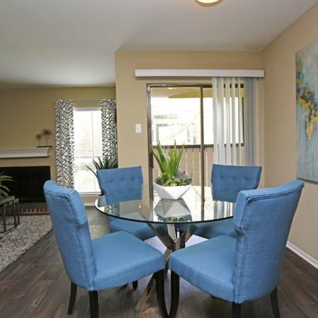 Elegant Dining Room | Dallas TX Apartments For Rent | Summerwood Cove