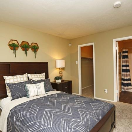 Spacious Bedroom | Dallas TX Apartment Homes | Summerwood Cove