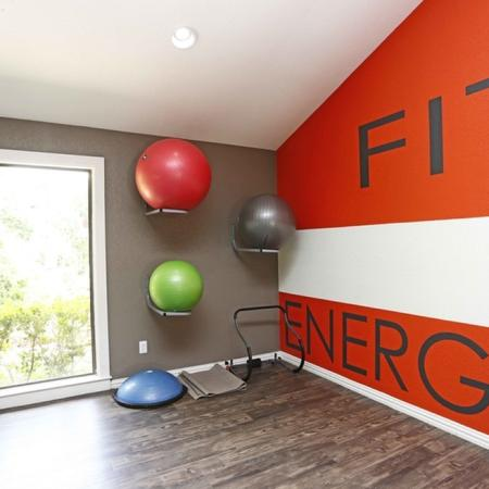 Resident Fitness Center | Apartments Dallas, TX | Summerwood Cove