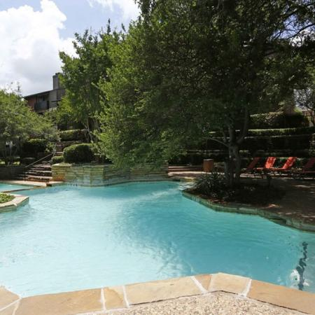 Sparkling Pool | Apartments for rent in Dallas, TX | Summerwood Cove