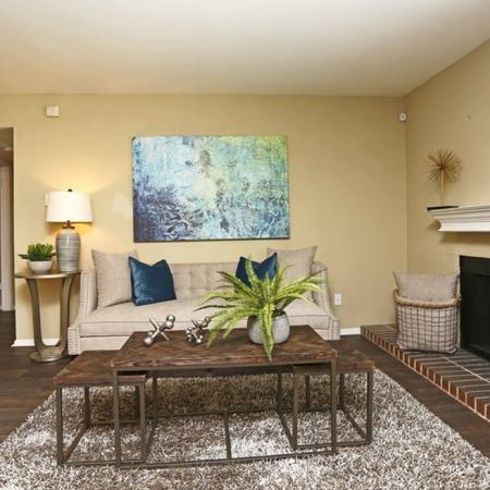 Elegant Living Room | Apartments for rent in Dallas, TX | Summerwood Cove
