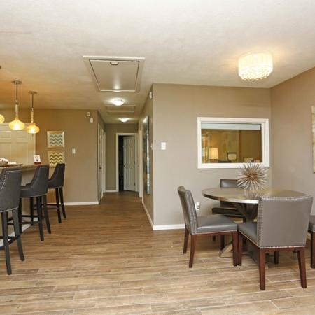 Spacious Dining Room | Apartment in Dallas, TX | Summerwood Cove