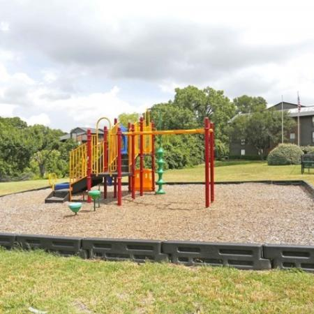Community Children's Playground | Apartment Homes in Dallas, TX | Summerwood Cove