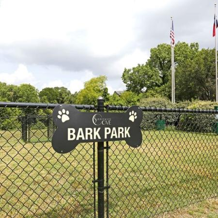 Resident Bark Park | Dallas TX Apartment Homes | Summerwood Cove