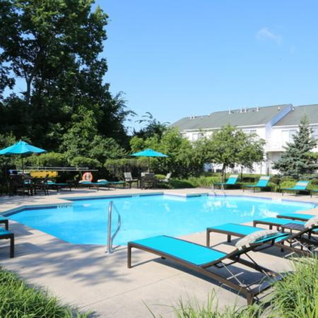Resort Style Pool | Apartments in Columbus, OH | Alkire Glen