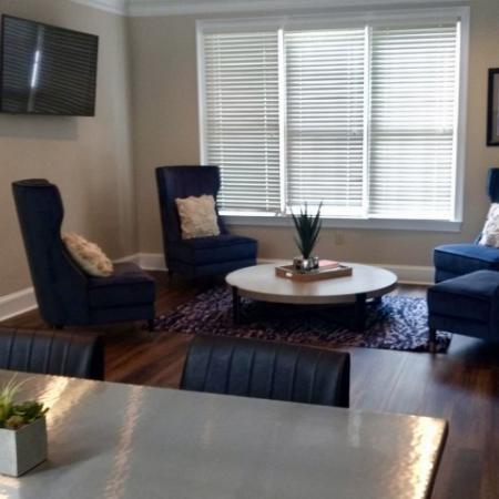 Spacious Community Club House | Conyers GA Apartments For Rent | Lake St. James