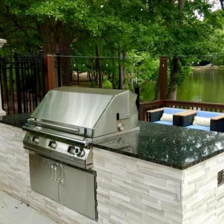 Resident BBQ | Apartments in Conyers, GA | Lake St. James