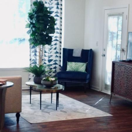 Spacious Living Room | Apartments in Conyers, GA | Lake St. James