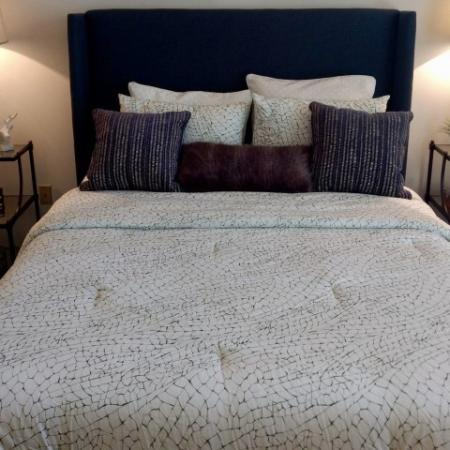 Elegant Bedroom | Conyers GA Apartment For Rent | Lake St. James