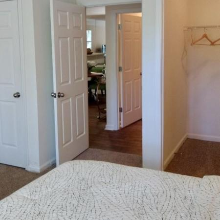 Spacious Closet | Apartments in Conyers, GA | Lake St. James