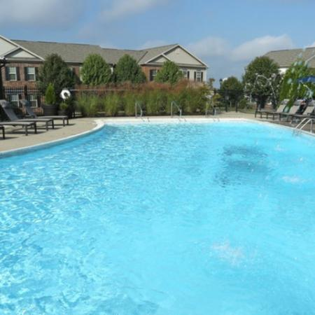 Inviting Pool | Apartment in Georgetown, KY | The Mill at Georgetown
