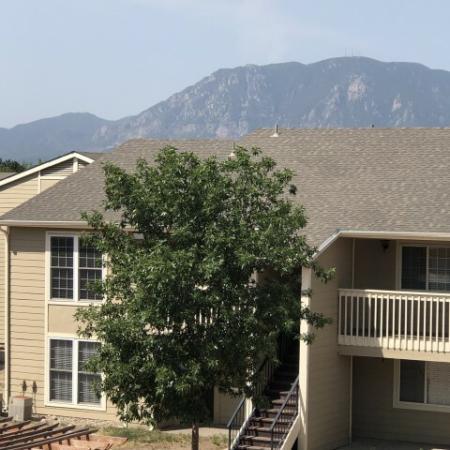 Breathtaking Views | Colorado Springs CO Apartment Homes | Antero