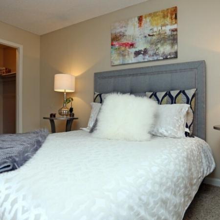 Elegant Bedroom | Colorado Springs CO Apartment For Rent | Antero