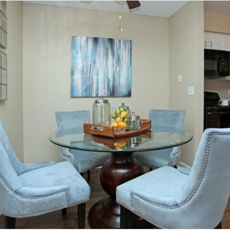 Elegant Dining Room | Apartments for rent in Colorado Springs, CO | Antero