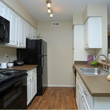Elegant Kitchen | Colorado Springs CO Apartment For Rent | Antero
