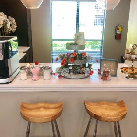 Coffee Bar | Apartments for rent in Greensboro, NC | Park at Oak Ridge