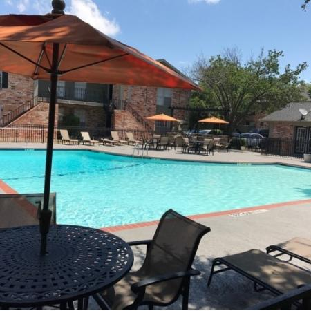 Resort Style Pool | Apartments in Richardson, TX | Belle Grove