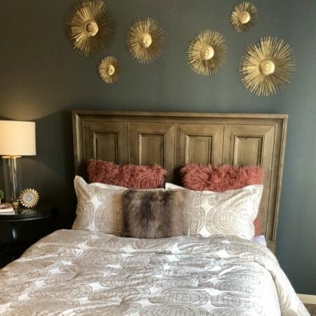 Spacious Bedroom | Mobile Apts | Timber Ridge Apartments
