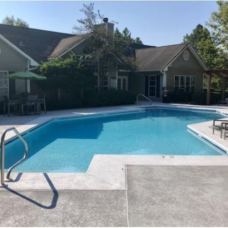 Resort Style Pool | Apartments For Rent In Mobile | Timber Ridge Apartments