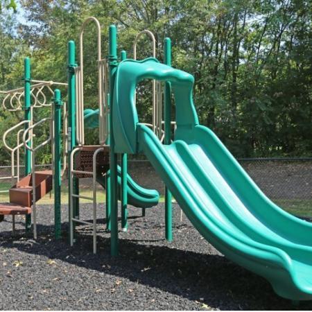 Community Children's Playground | Apartment Homes in Winston-Salem, NC | Morgan Ridge