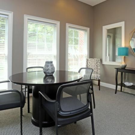 Spacious Dining Room | Apartment in Salem, NC |