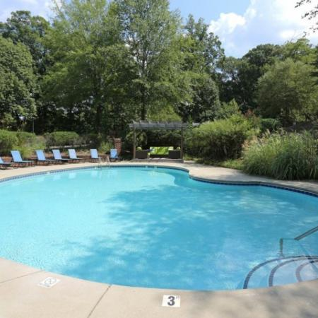 Sparkling Pool | Apartments for rent in Salem, NC |