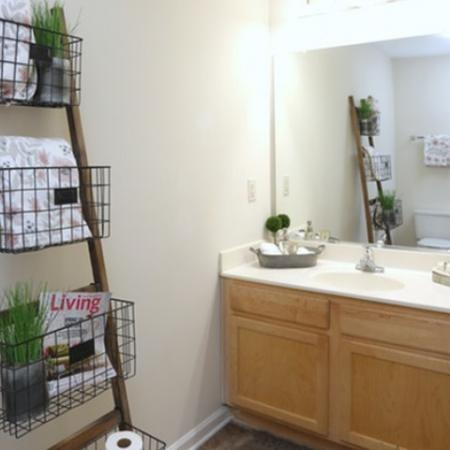 Spacious Bathroom | Winston Salem NC Apartment For Rent | Stratford at Hillcrest