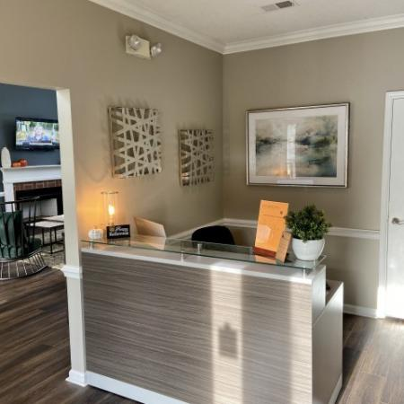 Spacious Resident Club House | 1-3 Bedroom Apartments For Rent in Mobile | Timber Ridge Apartments
