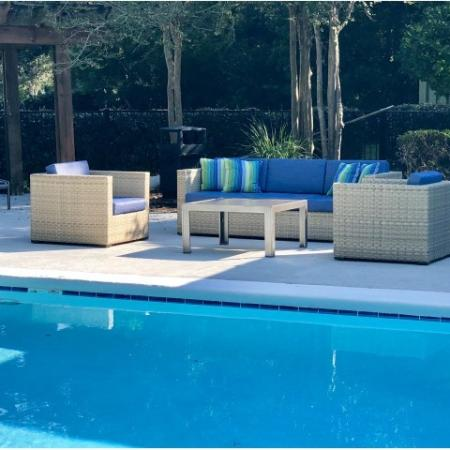 Resort Style Pool | Apartments with Pool For Rent In Mobile AL | Timber Ridge Apartments