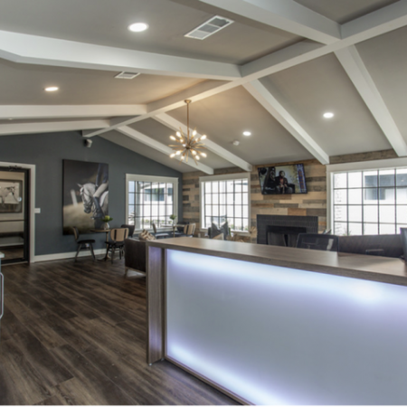 Upgraded Clubhouse | Apartments in Houston, TX | Steepleway Downs