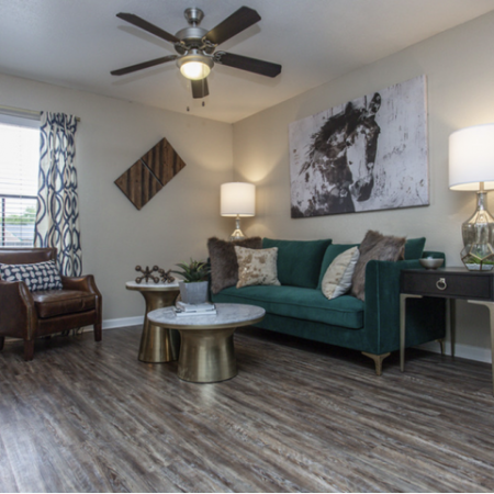Elegant Living Room | Apartments for rent in Houston, TX | Steepleway Downs